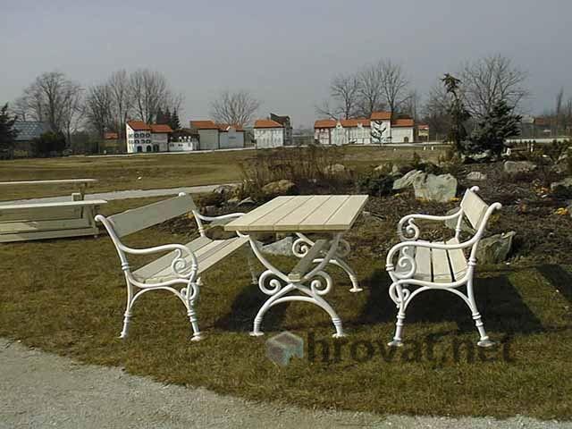 17 Best images about Wooden garden furniture made of solid wood - Lesene vrtn...