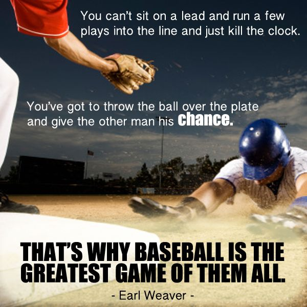 Best Baseball Quotes Awesome 75 Best Ball Quotes Images On Pinterest  Baseball Stuff Baseball . 2017