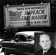 Earl Warren 1968