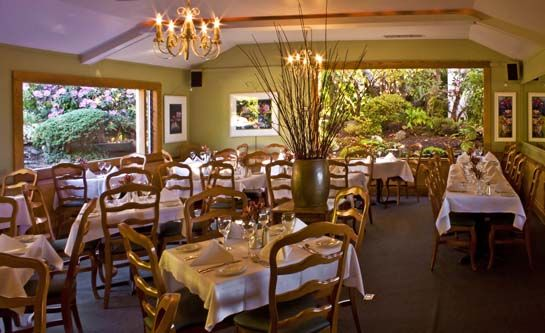 Little River Inn restaurant in Mendocino, Ca- One of my fond memories with my family