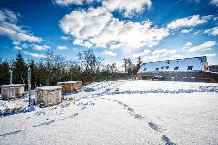 Dotek sametu, co na duši pohladí   Penzion Zikmundov #snow #nature