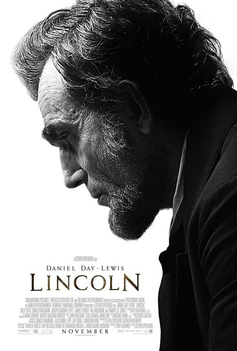 live Orange blog - Lincoln, Spielberg's remarkable lesson in American history #cinema #review