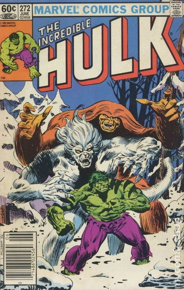 2833 best marvel comics images on pinterest comics marvel the incredible hulk 272 marvel comics group fandeluxe Image collections