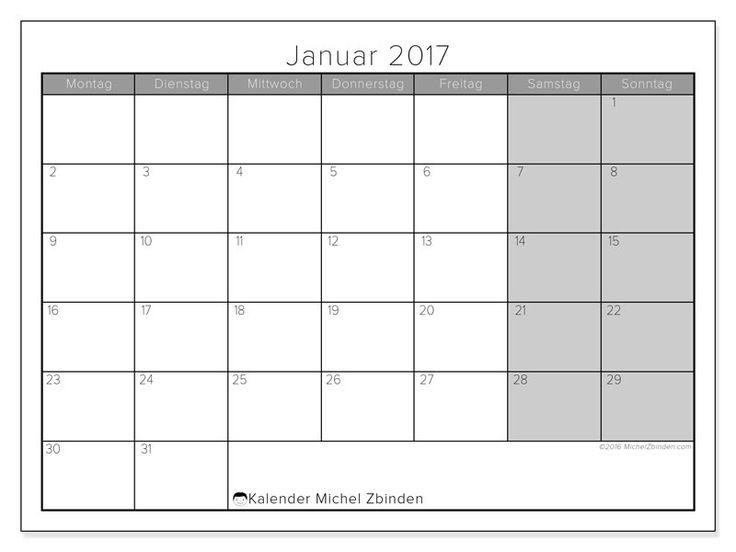 1000+ Bilder zu Kalender 2017 zum ausdrucken kostenlos auf Pinterest ...