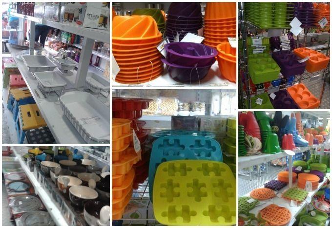 Utensilios de cozinha - Onde comprar coisas para a cozinha na Rua 25 de março