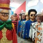 Embaixada de Pernambuco, o museu que reúne os Bonecos Gigantes de Olinda