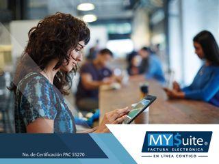 FACTURACIÓN ELECTRÓNICA. MYSuite. ¿Existen validadores de los CFDI 3.3? Desde el mes de mayo, el validador de forma y sintaxis de los CFDI que había en el portal del SAT, dejó de existir. Si se tiene la necesidad de realizar validaciones a un comprobante, se deberá obtener la herramienta con algún proveedor. En MYSuite ofrecemos este servicio, le invitamos a comunicarse con nosotros al teléfono 01 (55) 1208-4940 o puede visitar nuestra página en internet http://www.mysuitemex.com…