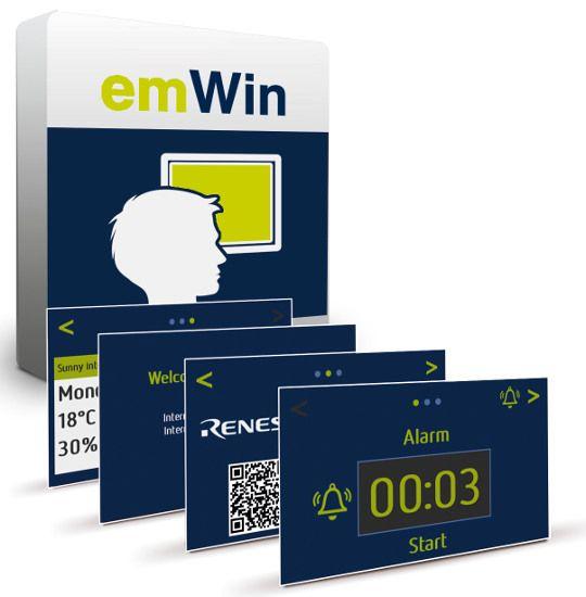SEGGER y Renesas Electronics han anunciado su colaboración para ofrecer soporte a sus clientes a través del emWin GUI (Graphical User Interface) para los microcontroladores RX65N/RX651.