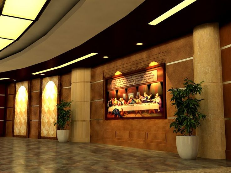 Church Foyer Interior Design : Best unique design for large venues images on pinterest