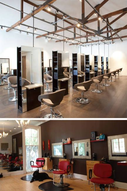 The 100 Best Salons in the Country. Salon MirrorsSalon DesignSalon Interior  ...