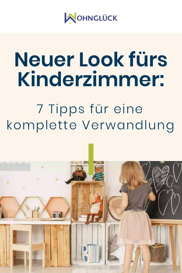 Kinderzimmer gestalten: 5 kleine Ideen mit großer Wirkung