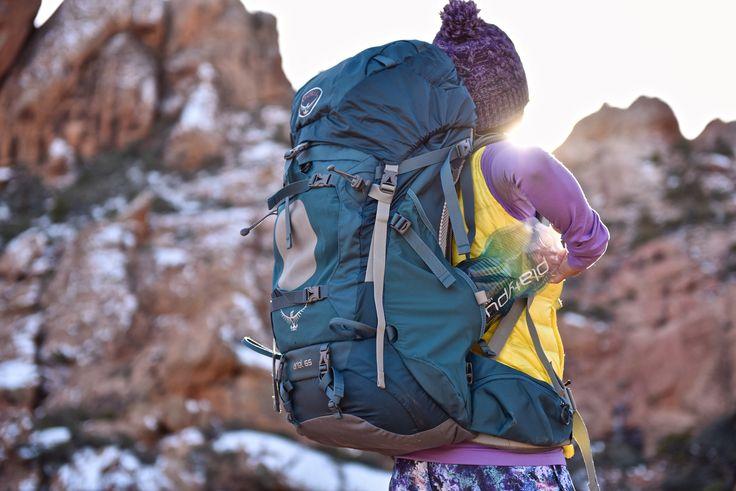 Gear Review: Women's Osprey Ariel 65 Pack - REI Blog