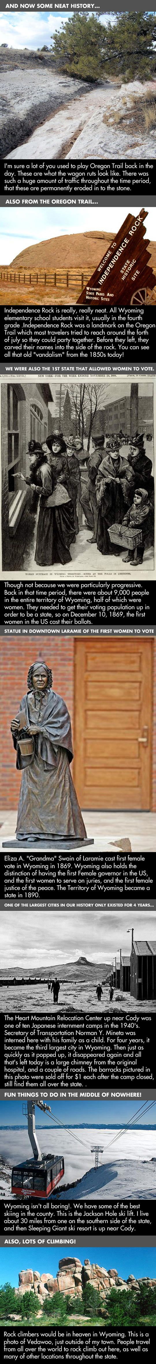 Laramie, WY -- Eliza A. (Grandma) Swain - cast first female vote in Wyoming in 1869