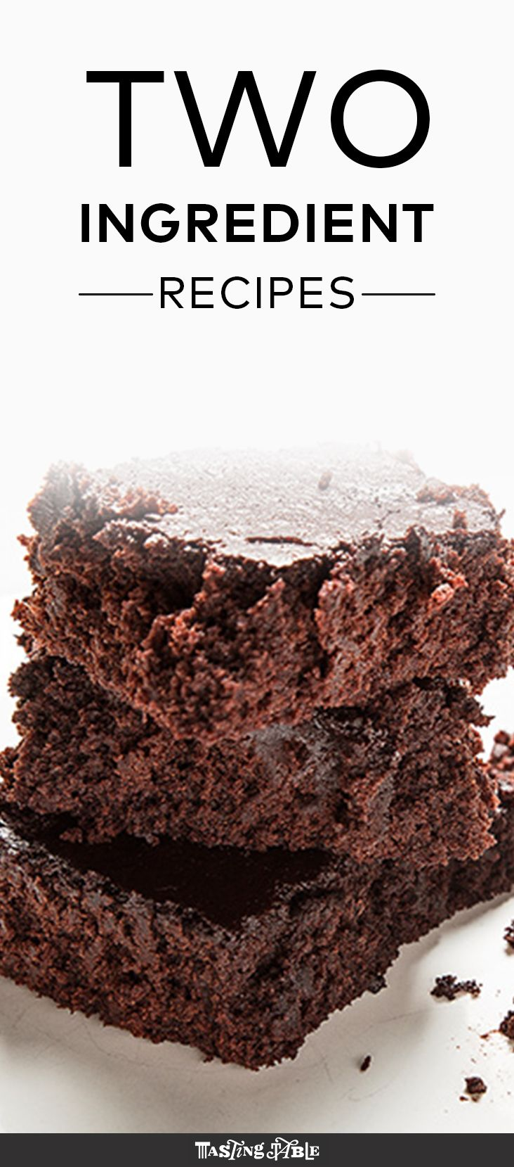 two ingredient recipes two ingredient cakes baking desserts easy ...