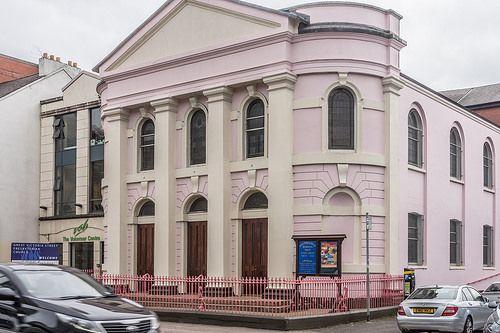 Great Victoria Street Presbyterian Church [BY WILLIAM MURPHY]
