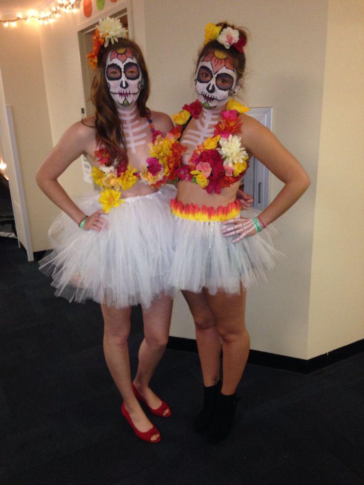 DIY Halloween Costume Sugar Skulls | Craftyyy | Pinterest ...