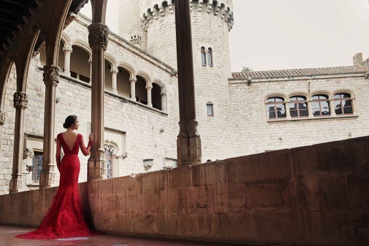 Твоя свадьба в замке. Испания.
