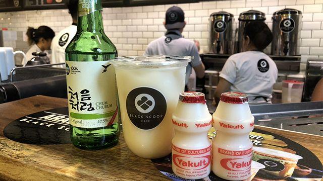 This Coffee Shop Will Soon Serve Soju Yakult Soju Cocktail Coffee Shop Korean Drinks