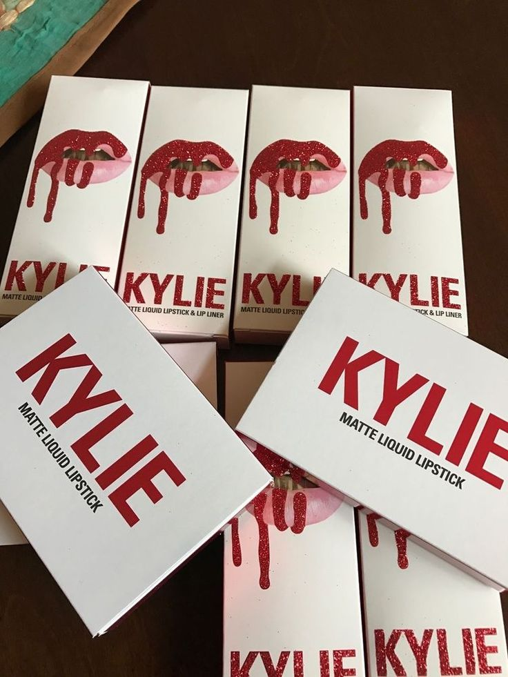 Kylie Cosmetics VALENTINE'S COLLECTION - Authentic - New In Box  #Kyliecosmetics