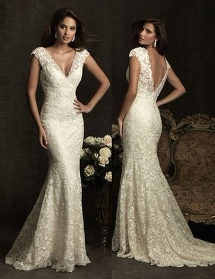 abito da sposa Lace Wedding Evening Dress Formal Prom Ball Party Gown