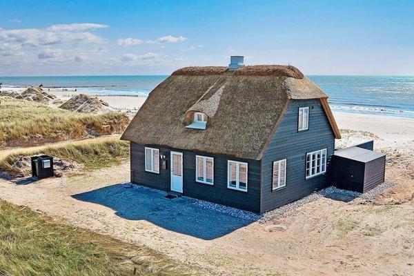 Ferienhaus: Blåvand, Südliche Nordseeküste, Dänemark, 6 personen, Meerblick/…