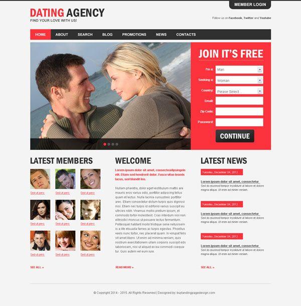 Online dating beschrijving template