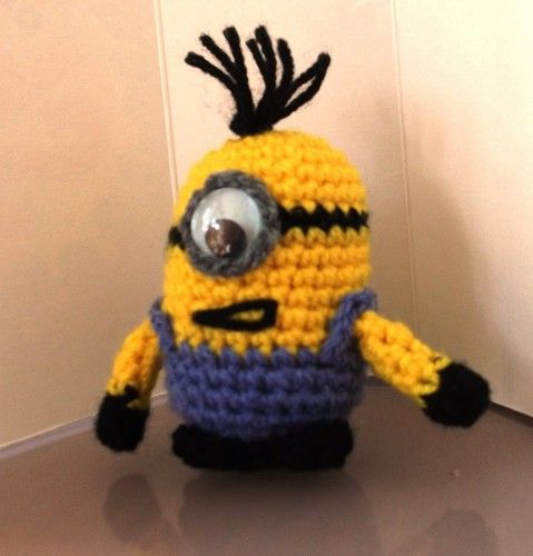I loved making this little guy