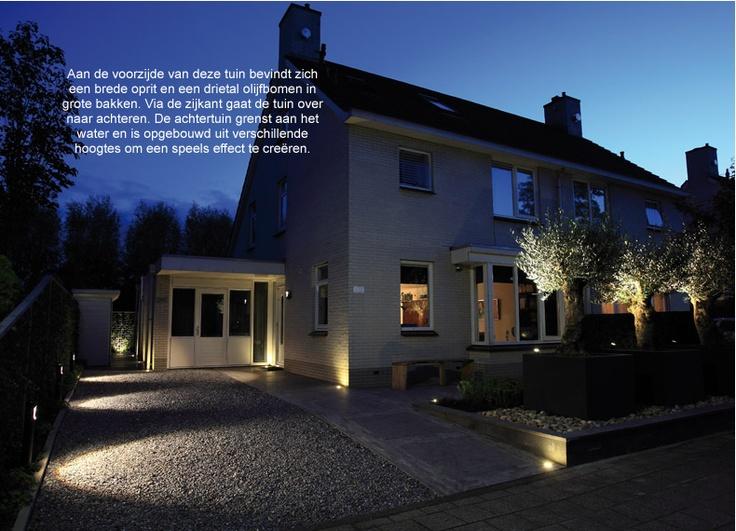 17 beste idee n over achtertuin verlichting op pinterest tuinverlichting terras verlichting - Creeren van een tuin allee ...