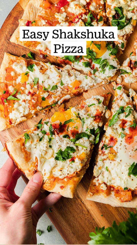 Pizza Recipes, Veggie Recipes, Brunch Recipes, Dinner Recipes, Best Homemade Pizza, Homemade Pizza Recipe, Breakfast Time, Vegan Breakfast, Thanksgiving Recipes