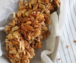 Beer and Chili Peanut Brittle