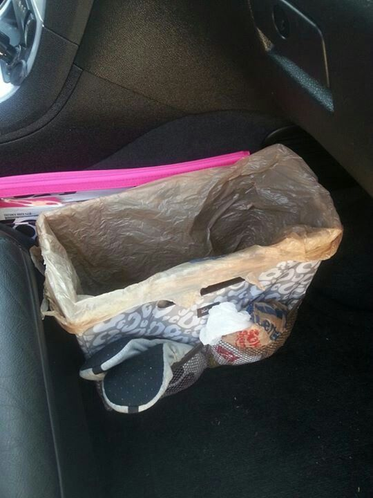 Great idea for fold n file for the car! Mine works great! and is cute too!  YES! mythirtyone.com/mbparty