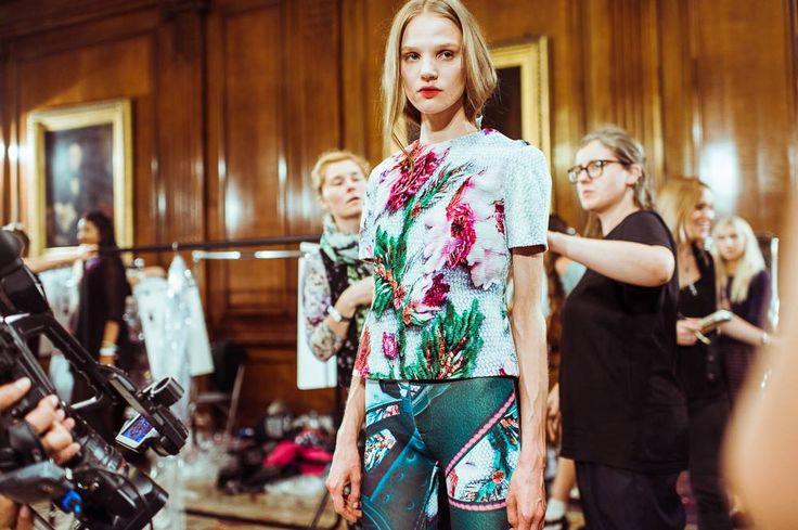 Mary Katrantzou X Adidas Originals | Fashion Magazine - Dress To Kill
