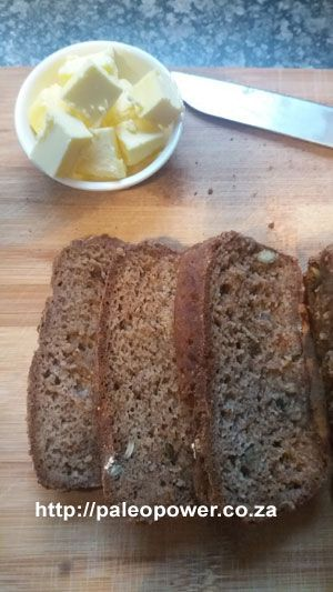 New Banting Bread Recipe  This Low-Carb #Banting Bread Recipe Is Not Only Really Healthy & Great Tasting, But It's Also Gluten Free... Try It, You'll Love It - Quick & Easy To Make