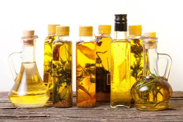 Dale un toque especial a tus ensaladas y todas tus comidas dandole sabor extra a tus aceites.