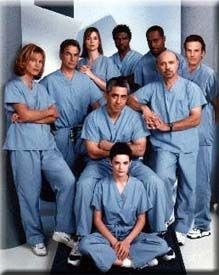 Chicago Hope - watching reruns of this show right now and it's still fantastic viewing nearly 20 years later!  What a brilliant cast.