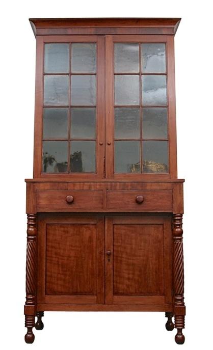 Cherry Jackson Press. ca. 1830-40. Tulip Poplar Secondary wood. Southern · Antique  CupboardAntique CabinetsPrimitive CabinetsPrimitive ... - 183 Best Cupboards And Presses Images On Pinterest Antique