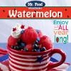 Brought to you by Mr. Food, our Official 2011 National Watermelon Promotion Board free eCookbook has loads of exciting watermelon recipes that you can enjoy for every meal of the day! Watermelon: Enjoy It All Year Long - 30 Easy Watermelon Recipes from Mr. Food features tasty watermelon recipes to eat year-round. #Summer #ebook #cookbook