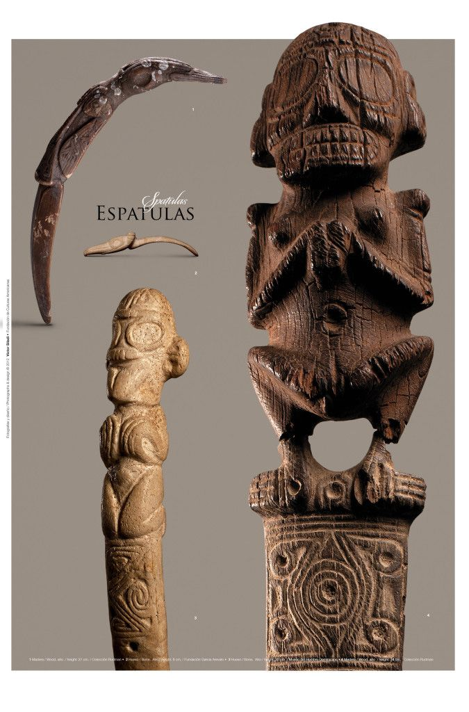 In Taino culture artistic manifestations reflect the understanding of images and symbols with multiple meanings, closely linked to mythological beliefs, extolling their deities, the presence of spirits and the remembrance of their ancestors.