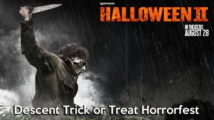 Find out more about Rob Zombie's Halloween II http://www.descentsundays.com/gothic-news/goth-culture/movies/horror/halloween-ii-review/