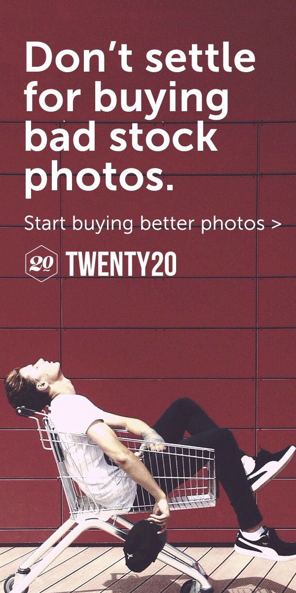 Don't settle for buying bad stock photos. Twenty20 has the authentic, real-world photos you need.