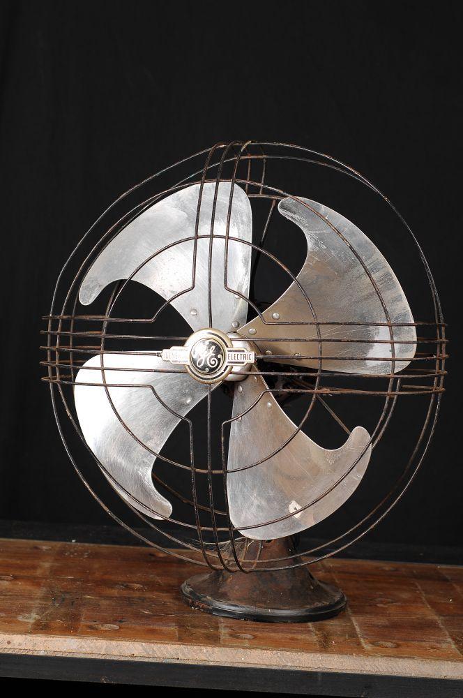 "Ventilateur industriel 18"" diamètre / industrial fan - 2 Chance Deco"