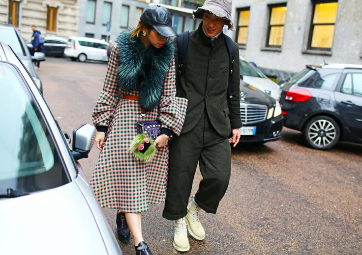 '13/'14 Winter- Vichy Coat and Boots