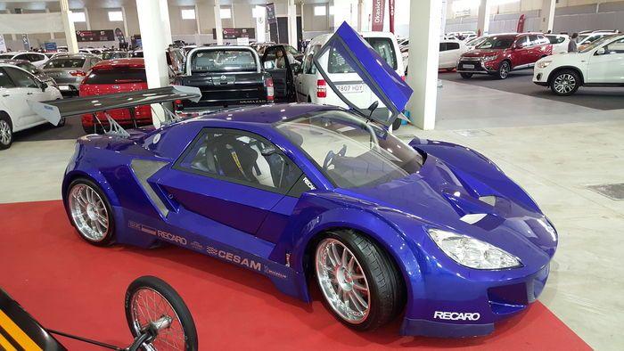 Sbarro GTR – 2003 – CARS/BIKES
