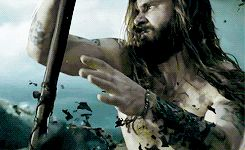 This GIF is amazing. Rollo is one of the biggest reasons I am absolutely hooked on Vikings.
