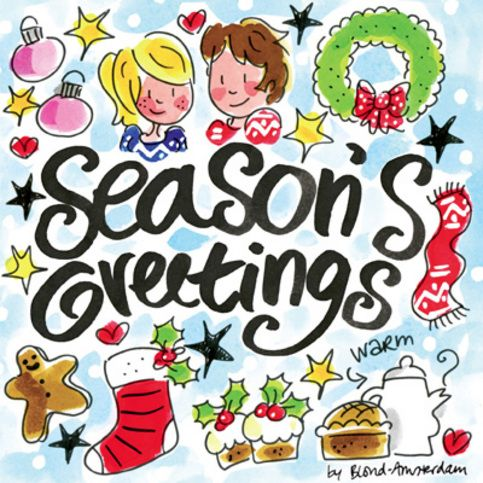 Season's Greetings - by Blond Amsterdam