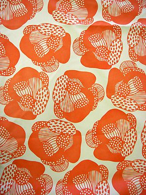椿【textile design makumo】