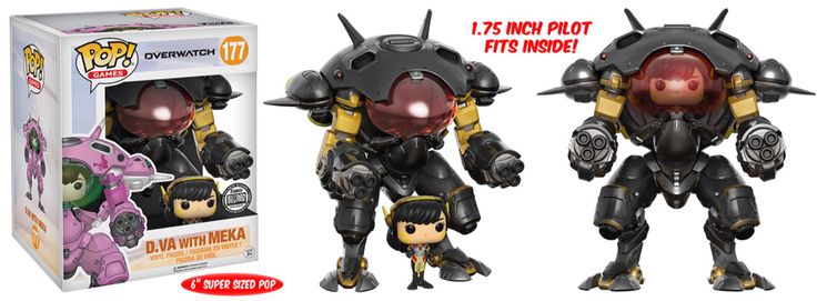 Funko pop. Overwatch. Exclusive