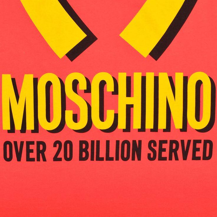 MOSCHINO MCDONALD LOGO - Cerca con Google