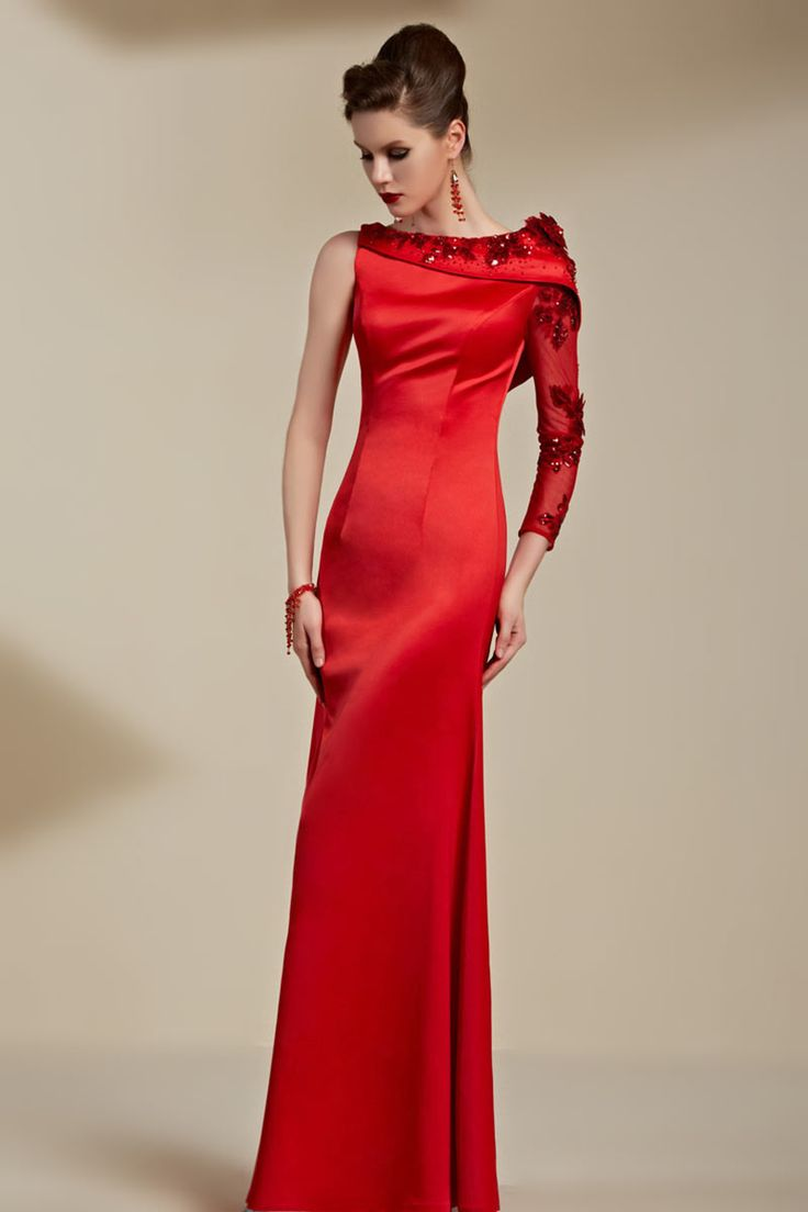 165 best Evening Dresses images on Pinterest | Party wear dresses ...