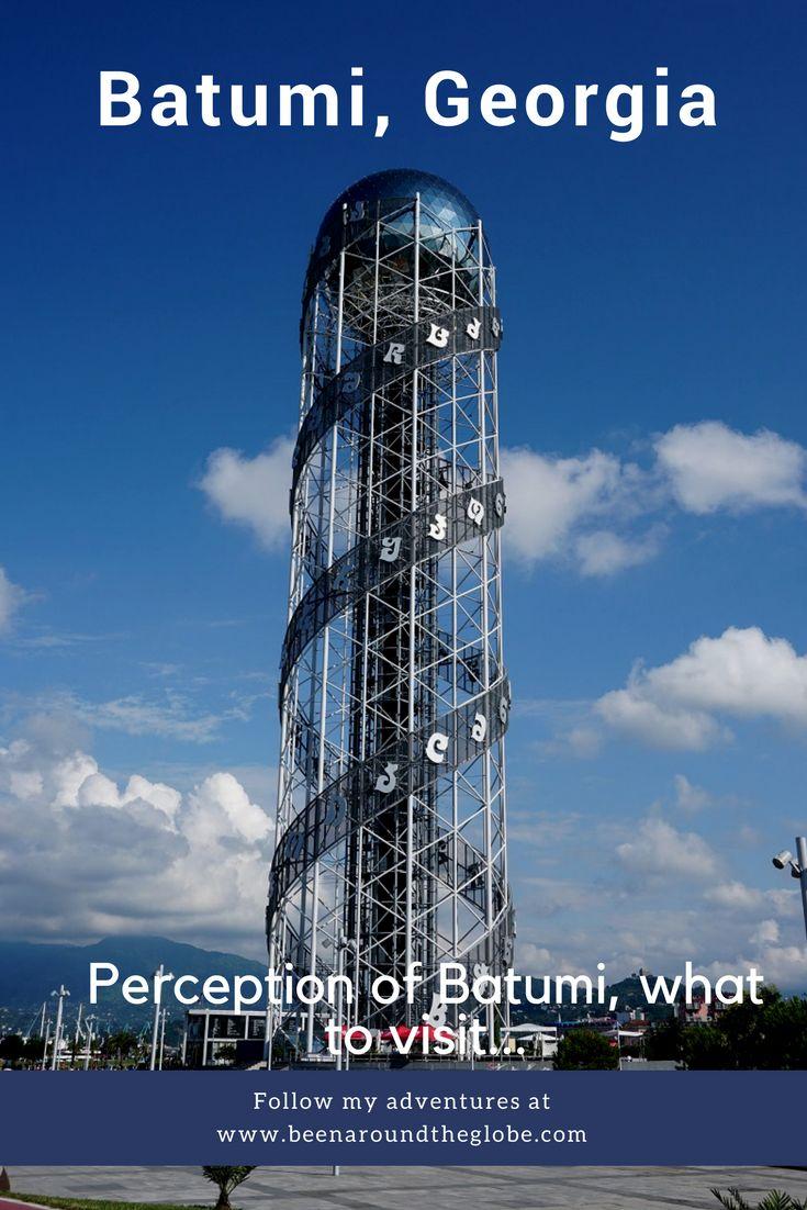 Batumi, Georgia, what to do, Caucasus, black travel movement